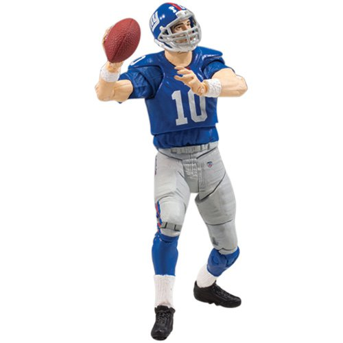 McFarlane Playmakers NFL New York Giants Eli Manning Action Figure