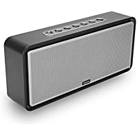 Bluetooth Speakers 2.1 Channel - WiFi Speakers with Stereo Pairing & Multiroom System - Wireless Speakers with 2x6W Drivers & 1x12W Subwoofer - Rechargeable &10 Hours Playtime by iDeaUSA