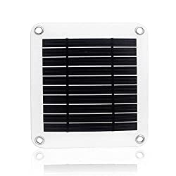 SUNKINGDOM™ 5W 5V USB Port Ultra-thin Portable Foldable Outdoor Solar Panel Charger with PowermaxIQ Technology for iPhone, iPod, Samsung, Camera, and most of USB Device