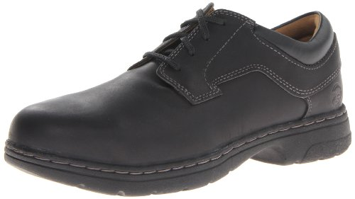 Timberland PRO Men's Branston Black Oxford Work Shoe,Black Full Grain,13 W US by Timberland PRO