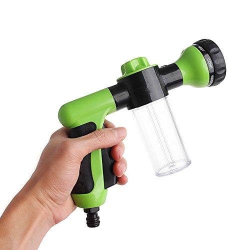 AMAZZANG-High Pressure Spray Car Wash Snow Foam Water Gun Clean Pipe Washer 6m