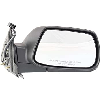 TYC 4120431 Jeep Grand Cherokee Passenger Side Power Non-Heated Replacement Mirror