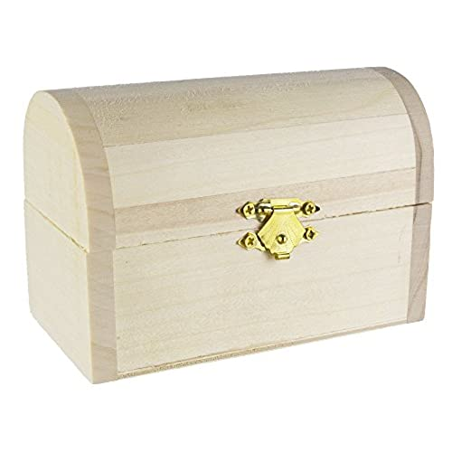 Wood boxes for crafts amazon