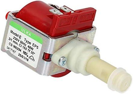 bomba de agua bomba de agua 48W 230V cafetera para Ulka EP5 ...