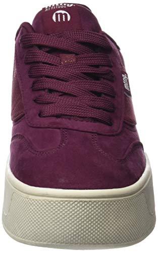 C32128 69180 Rojo Zapatillas Burdeos Mujer Para Mtng softy UqxvwnFTF0