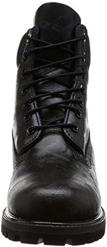 Timberland 6 Premium Waterproof Boot Mens Black Cristalo Helcor lIVPH6qb