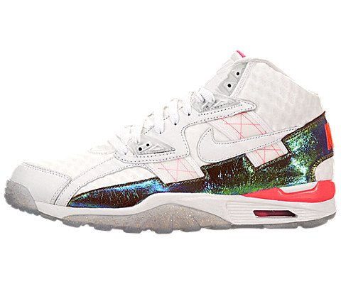 72b5d8dc12602 Nike Air Trainer SC High PRM White Hyper Punch (638074-103 ...