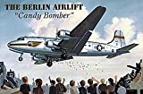 "Minicraft Collection - World War II Berlin Airlift ""Candy Bomber "" - 1000 Piece Japanese Style Jigsaw Puzzle"