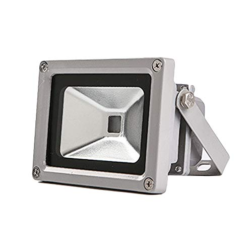 - ANYE 50 W LED Spot Light Grey Case Flood Light Outer Casing Lawn Lights Kits Waterproof IP65 for DIY Household Lights As Decoration SMD LED Not Included DZ0134