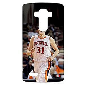 Customized HD Pattern NBA Player Mike Muscala 3D Phone Case For LG G4