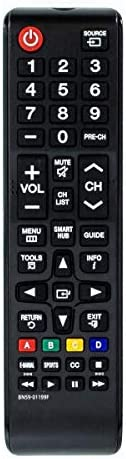 Newest Universal Remote Control for All Samsung TV Replacement for All LCD LED HDTV three-D Smart Samsung TVs Remote