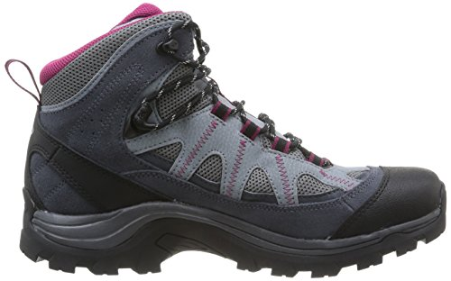 Salomon Authentic Ltr Gtxw - - para hombre Gris (Pearl Grey /     Grey Denim /     Mystic Purple)