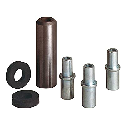 Skat Blast Medium Carbide Nozzle Pack for Most Siphon Blasters & All Skat Blast Sandblasting Cabinets, Made in USA