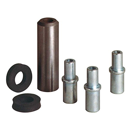 Skat Blast Medium Carbide Nozzle Pack for Most Siphon Blasters & All Skat Blast Sandblasting Cabinets, Made in USA, 6300-90