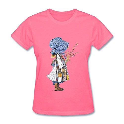 samma-womens-holly-hobbie-design-cotton-t-shirt