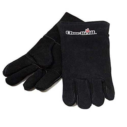 Char Broil High Leather Gloves Grilling product image