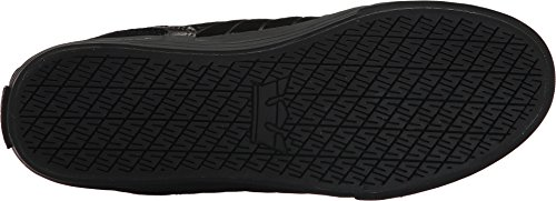 Supra Men's Skytop 2017 Shoes,Size 12,Black/Gold/Black-M by Supra (Image #2)