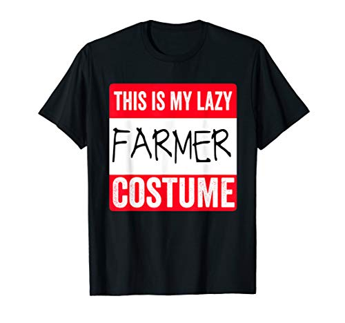 This is my lazy Farmer costume Shirt Halloween]()