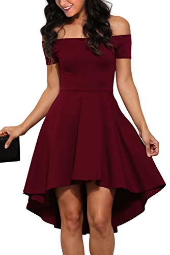 Chase Secret Womens Casual Flared Swing Party Cocktail Formal Skater Dress