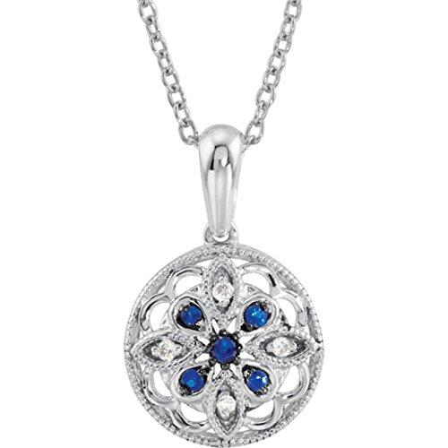 0.03 Ct Genuine Diamond - 8