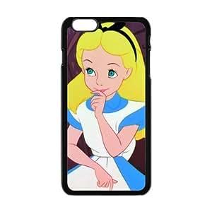alice no pais das maravilhas Phone Case for Iphone 6 Plus