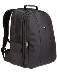 AmazonBasics Mochila para cámara DSLR/Reflex y laptop - interior gris