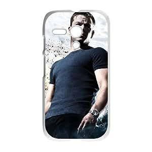 The Bourne Ultimatum Motorola G Cell Phone Case White Ivhjz