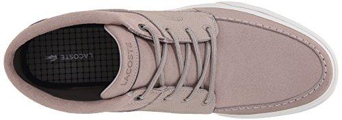 Lacoste Mens Meyssac Deck 116 1 Sneaker Mode Marron Clair