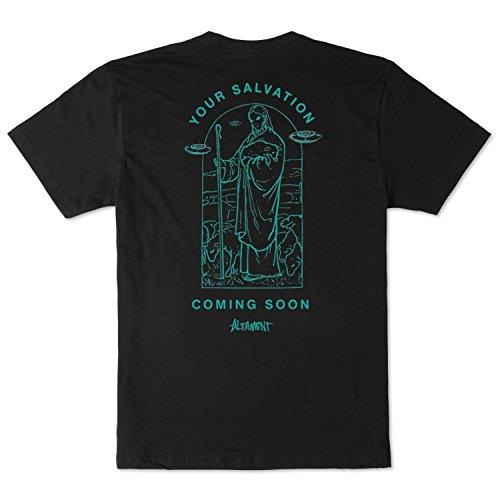 Altamont Tee (ALTAMONT Salvation T-Shirt Men | Black (3130002395) (S))
