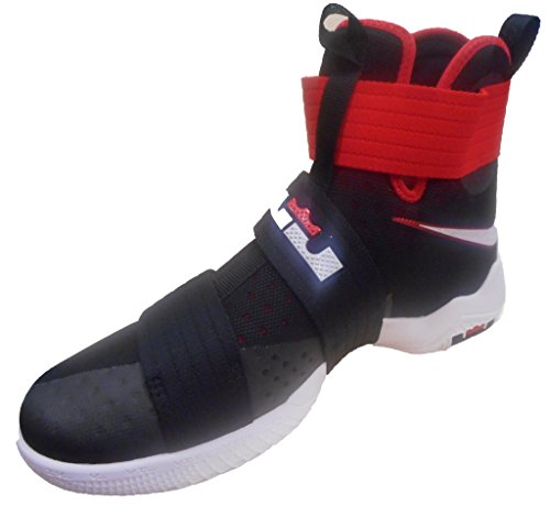 los angeles 2afc1 fd3ad NIKE Lebron Soldier 10 Mens Basketball Shoes (10.5 D(M) US) - Buy Online in  Oman.   Misc. Products in Oman - See Prices, Reviews and Free Delivery in  Muscat ...