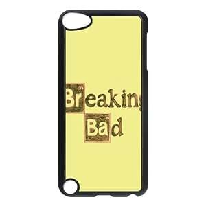 Breaking Bad Walter White Jesse Pinkman Bryan Cranston Aaron Paul 94675 iPod Touch 5 Case funda Negro caja del teléfono celular Funda Cubierta EEECBCAAH78136