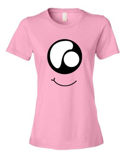 Monster Eye Tee Shirt Womens XXL pink U -