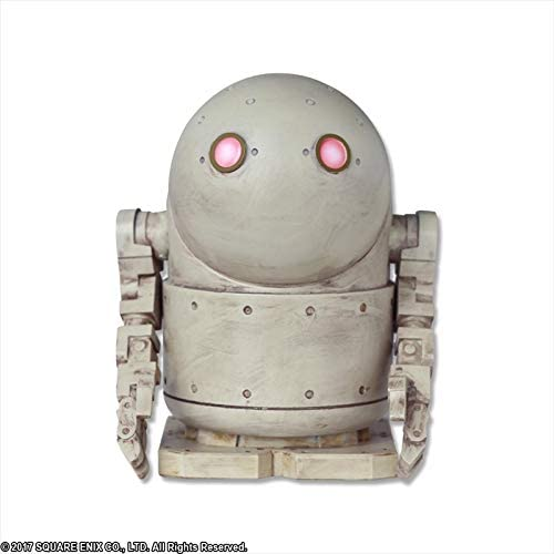 Square Enix Hucha Emil Machine Lifeform 14 cm. Nier Automata: Amazon.es: Hogar