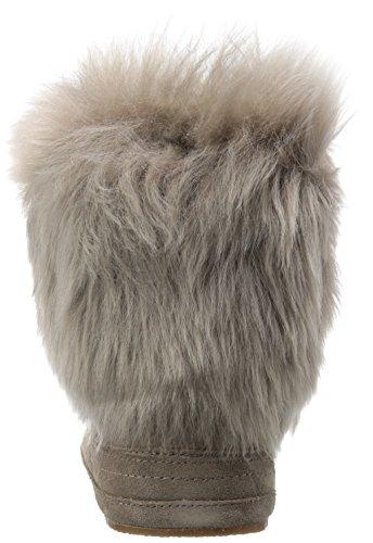 Ugg Womens Antoine Fur Fashion Sneaker Leisteen