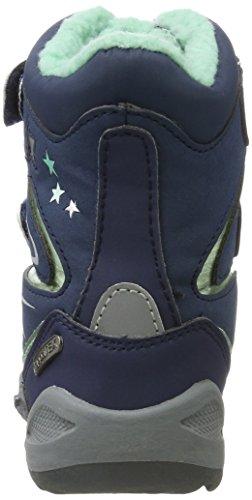 6737 mint Tex Bleu Fille Bottes Rangers Kappa Stellar Navy PnaRYY
