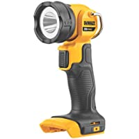 Dewalt 110-Lumen LED Handheld Rechargeable Battery Flashlight