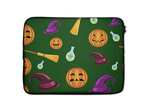 Style in Print Scary Mops And Pumpkins Computer Laptop Ip...