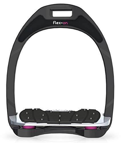 【最安値挑戦】 【 ultra-grip 限定】フレクソン(Flex-On) 鐙 アルミニウムレンジ 82606 Flat ultra-grip Flat フレームカラー:Sideral エラストマー:ピンク 82606 B07KMPM23K Parent, everyday:b7341137 --- diceanalytics.pk