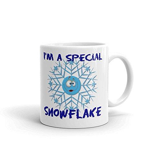 GANTEE - I'm a Special Snowflake Mug. Perfect gift for coffee or tea lovers! MUG 15oz