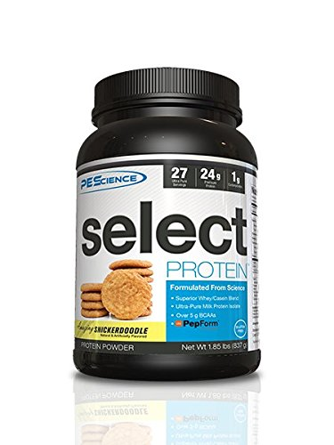 Select Protein  Snickerdoodle  27 Servings  837 G  1 85 Lbs
