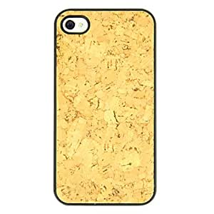 RC - Sawdust Pattern Cork Hard Case for iPhone 5/5S