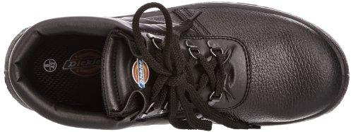 Dickies Redland - Calzado de protección Negro