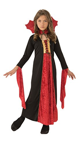 Gothic Vampiress Costume, Medium (Gothic Costumes)