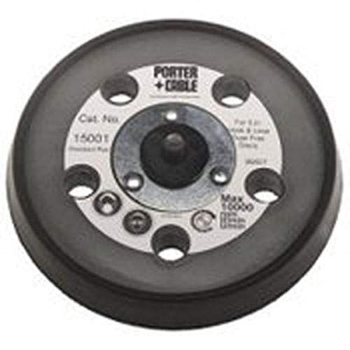- PORTER-CABLE 15001 5-Inch Hook and Loop Contour Pad for Sanders
