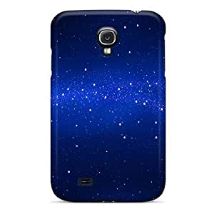 Luoxunmobile333 YaA19728wcpF Protective Cases For Galaxy S4(space Abstract)