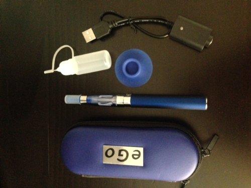 BLUE - Large Ego Travel Case