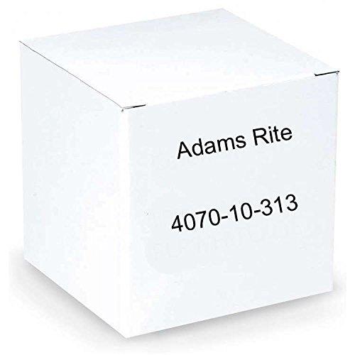 Adams Rite 4070-10-313 Short Throw Deadbolt For Aluminum Stile Doors (7/8'' Backset)
