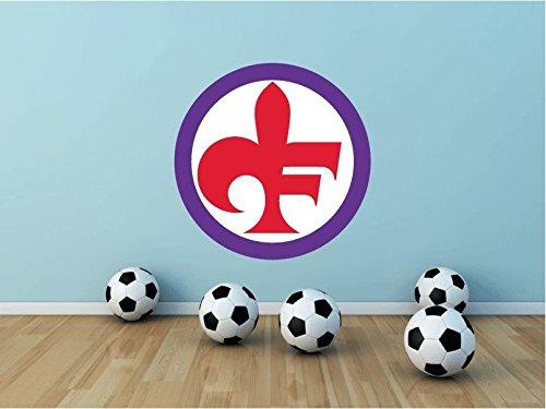 ACF Fiorentina Italy Soccer Football Sport Art Wall Decor Sticker 22'' X 22'' by postteam