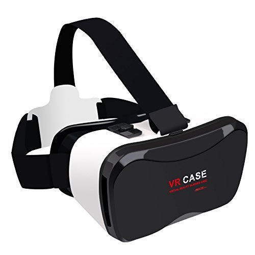 Private 3D VR Virtual Reality Headset 3D Glasses VR BOX for Apple iPhone Samsung Galaxy ios Android smartphone