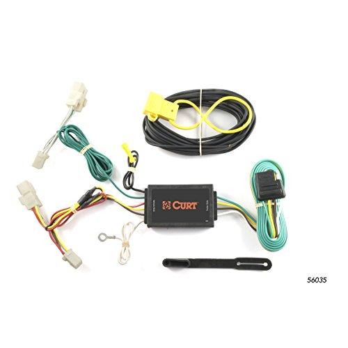 Vehicle Hitch Wiring (CURT 56035 Custom Wiring Harness)